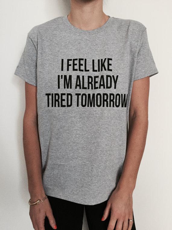 The T-Shirt We AllOwn